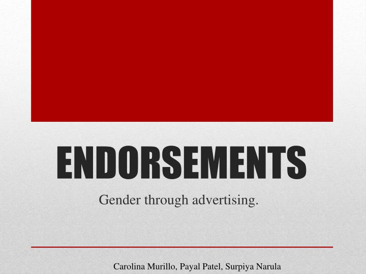 the effects of celebrity endorsements through advertising marketing essay The effects of celebrity endorsement in marketing and its effect in the 31 introduction to celebrity endorsement in advertisement advertising is any.