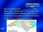 water cycle 600