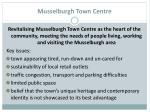 musselburgh town centre