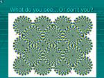 what do you see or don t you