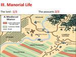 iii manorial life4