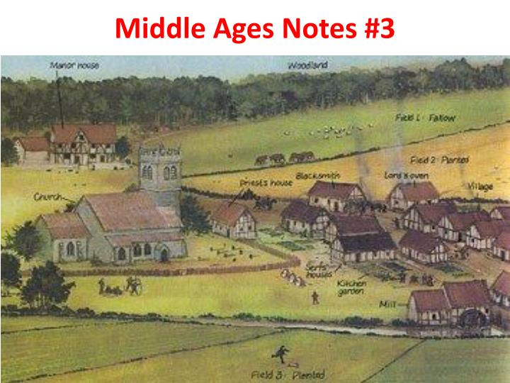 middle ages notes 3 n.