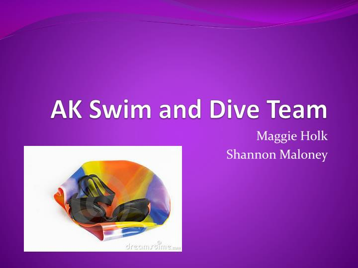 ak swim and dive team n.