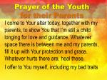 prayer of the youth for their parents3