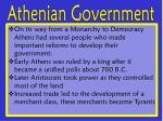 athenian government1