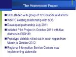 the homeroom project