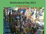 multicultural day 2011