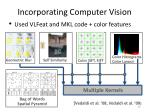 incorporating computer vision1