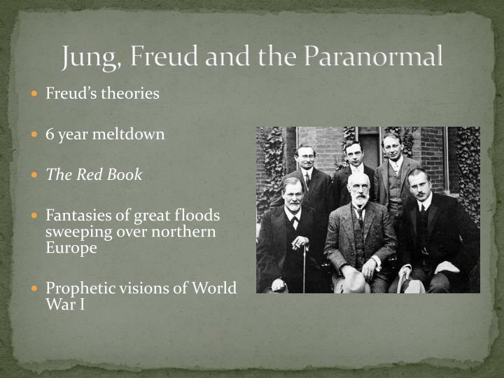 Jung, Freud and the Paranormal