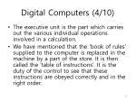 digital computers 4 10