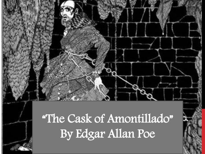 the cask of amontillado and the raven compare and contrast