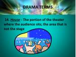drama terms9