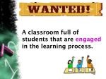 a classroom full of students that are engaged in the learning process