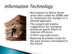 information technology1