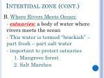 intertidal zone cont1