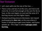 star evolution1