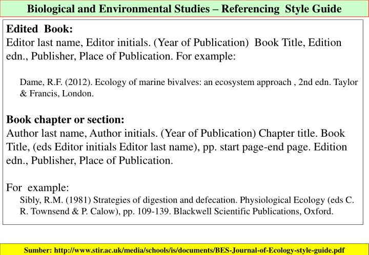 Ppt References Dalam Artikel Jurnal Powerpoint Presentation Id