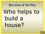 question of the day4