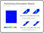 preliminary simulation result1