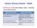 hidden markov model hmm1