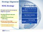 nusl strategy