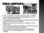public assistance2