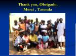 thank you obrigado merci tatenda