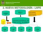 2 nueva metodolog a lnpe