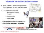 telehealth electronic communication
