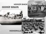 hoover wagon