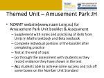 themed unit amusement park jh