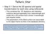 telluric star4