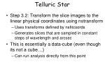 telluric star5