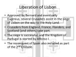 liberation of lisbon