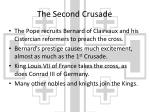 the second crusade1