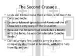 the second crusade2