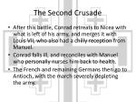 the second crusade3
