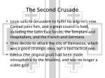 the second crusade4