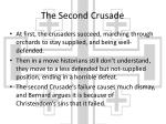 the second crusade5
