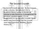 the second crusade6