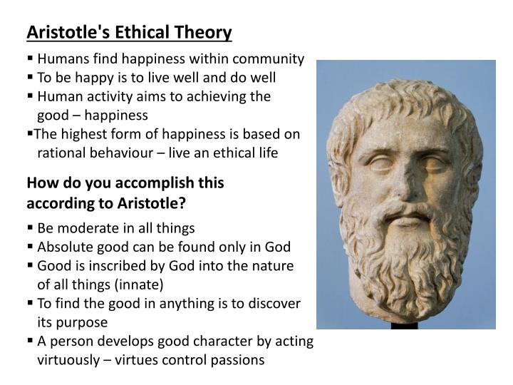 Aristotle's Ethical Theory