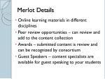 merlot details