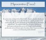 hipocentro foco