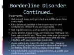 borderline disorder continued1