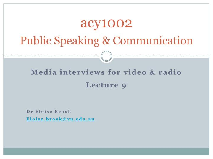 acy1002 public speaking communication n.
