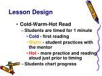 lesson design1