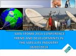 sata stomb 2014 conference trend and developments in the satellite industry 18 02 2014