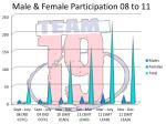 male female participation 08 to 11