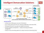 intelligent demarcation solutions
