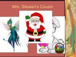 mrs stewart s cousin